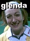Glenda's team are last in the table