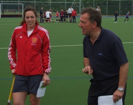 Junior Coaching at the Pitch Opening Day