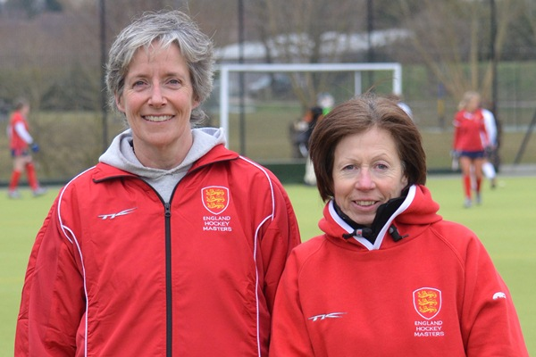 Caroline Baggs and Jane Chilvers