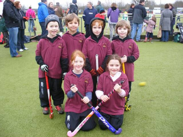 U8s at Wallingford January 2008