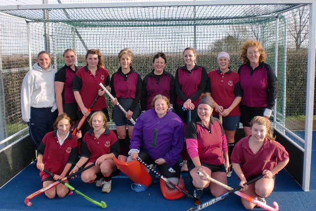 Ladies 5s Dec 2011