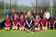 Ladies 3rd XI 2011-2012