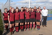 Ladies 2nd XI 2012-2013