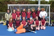 Ladies 5th XI 2012-2013